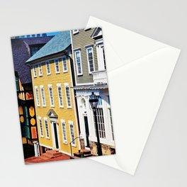 H.P. Lovecraft's Fleur-de-Lys building Providence, Rhode Island Photograph #1 Stationery Cards
