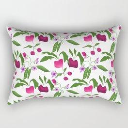 Vegetable garden Rectangular Pillow