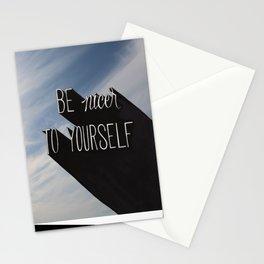 be nicer Stationery Cards