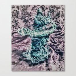 The Wiz Canvas Print