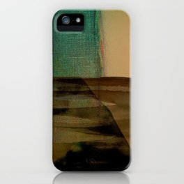 Texture 01 iPhone Case