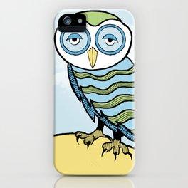 AL the Owl iPhone Case