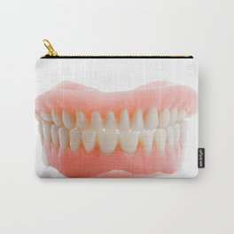 Medical denture smile jaws teeth Carry-All Pouch