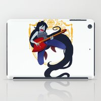 marceline iPad Cases featuring Marceline by Roe Mesquita