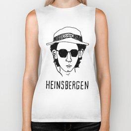 Heinsbergen (Royal Tenenbaums/Breaking Bad) Biker Tank