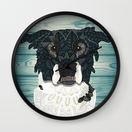 Miss Laylah Wall Clock