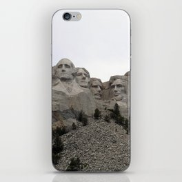 Mount Rushmore National Park iPhone Skin