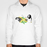 jamaica Hoodies featuring Jamaica -  Freedom Time by Art & Be