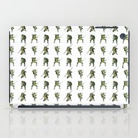 ninja turtle iPad Cases featuring Ninja Turtle Pattern by Neal Julian