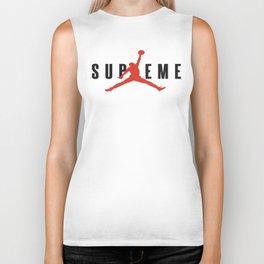 supreme jump Biker Tank