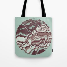 TOPOGRAPHY 002 Tote Bag