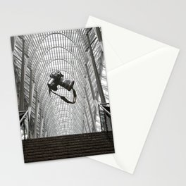 Stay Focussed Stationery Cards