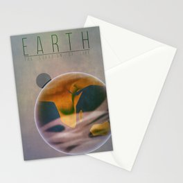 Earth - The Guardian of Life Stationery Cards