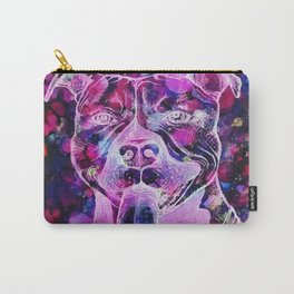Pink Pitty Carry-All Pouch