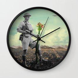 Conquered Wall Clock