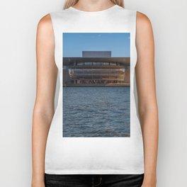 Copenhagen Opera House Biker Tank