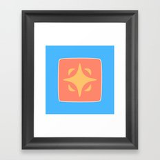 Navigate Framed Art Print