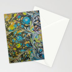 Marble Print #9 Stationery Cards