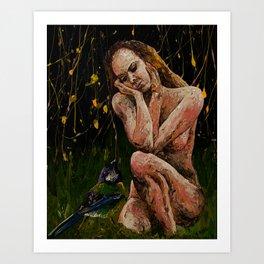 quieten pavor nocturnus remix Art Print