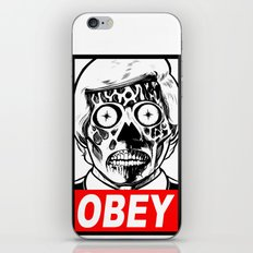 They Live iPhone & iPod Skin