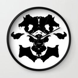 Pelvic Face Wall Clock