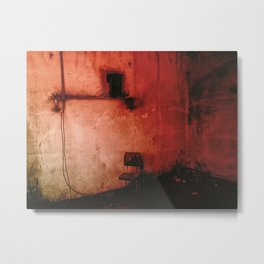 Industria 03 Metal Print