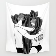 Love Hurts Wall Tapestry