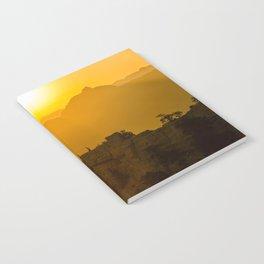Grand Canyon sunrise Notebook