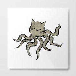 minima - octopuss Metal Print