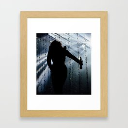 Purity Ring Framed Art Print
