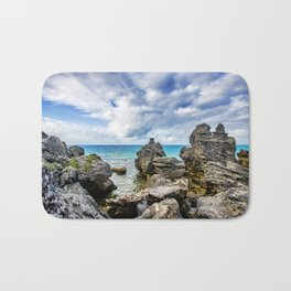 Tobacco Bay Beach, Bermuda Bath Mat