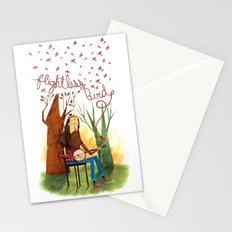 Flightless Bird Stationery Cards
