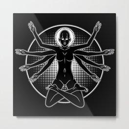 Arachna Formation Metal Print