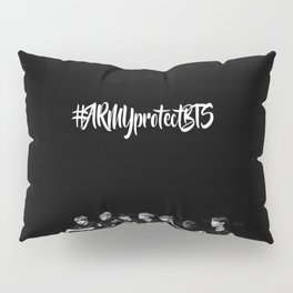 #ArmyprotectBTS Pillow Sham