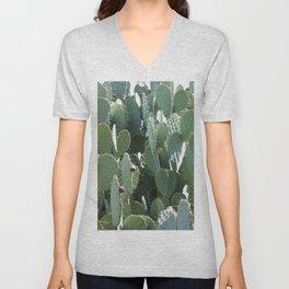 Prickly Jungle Unisex V-Neck