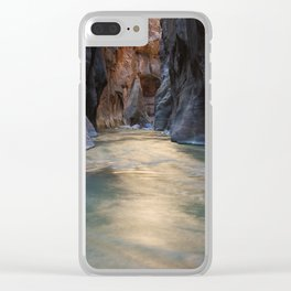 Wall Street Clear iPhone Case