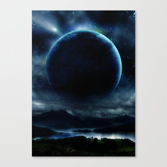 Anabasis Canvas Print