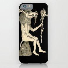 Creature Holding Sceptre Slim Case iPhone 6s