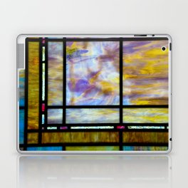 All The Colors Held Together Laptop & iPad Skin