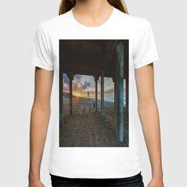 December Morn ~ Surf City T-shirt