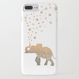 GOLD ELEPHANT iPhone Case