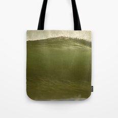 Verde Tubo Tote Bag