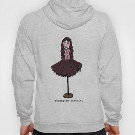 Mannequin Material (girl) Hoody