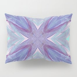 Watercolor Abstract Pillow Sham