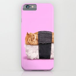 SUSHICAT iPhone Case