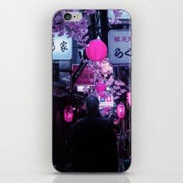 Tokyo Nights / Memory Lane / Liam Wong iPhone Skin