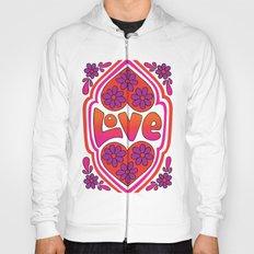 Psychedelic Love Hoody