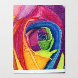 WIDE AWAKE Canvas Print