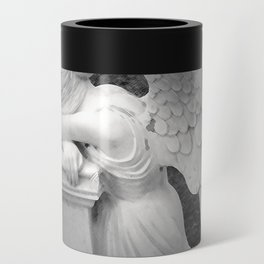 crying angel Can Cooler
