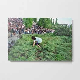 Mauerpark, Berlin Metal Print